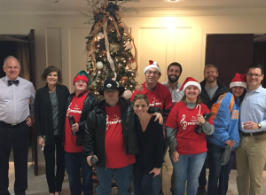 SDF Spreading Christmas Cheer with The Exceptional Foundation