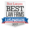 "Starnes Davis Florie Ranks in Tier 1 by U.S. News & World Report and Best Lawyers 2017 ""Best Law Firms"""