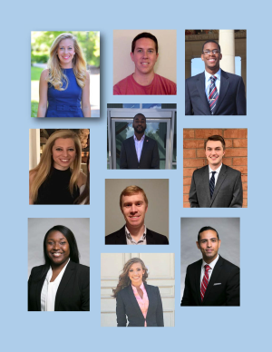 Starnes Davis Florie Welcomes Ten Summer Associates