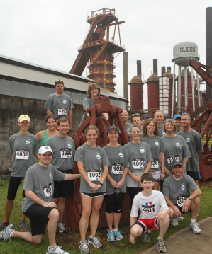 Starnes Davis Florie Proudly Sponsored the 2012 Rumpshaker 5K