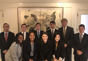 SDF Welcomes 12 Students to the 2018 Summer Associate and Pre-Law Programs