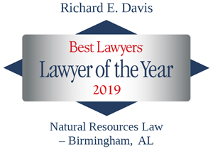 Richard Davis Lawyer of the Year 2019
