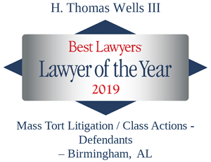 Trey Wells Lawyer of the Year 2019