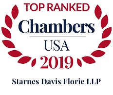 Starnes Davis Florie Ranked A Top Firm By Chambers USA 2019