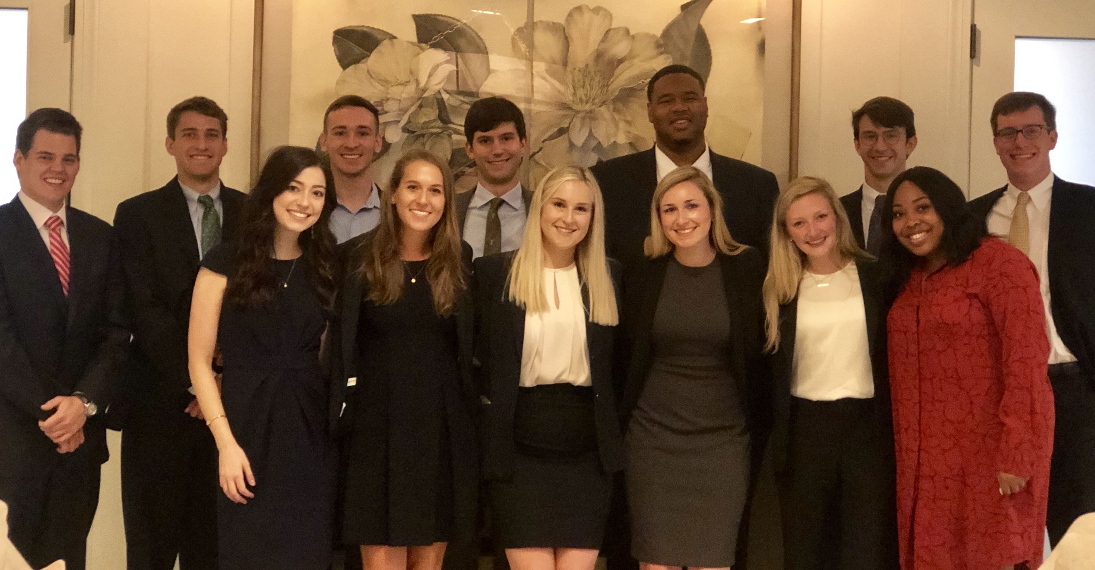 Starnes Davis Florie LLP Welcomes 13 Students to the 2019 Summer Associate Program