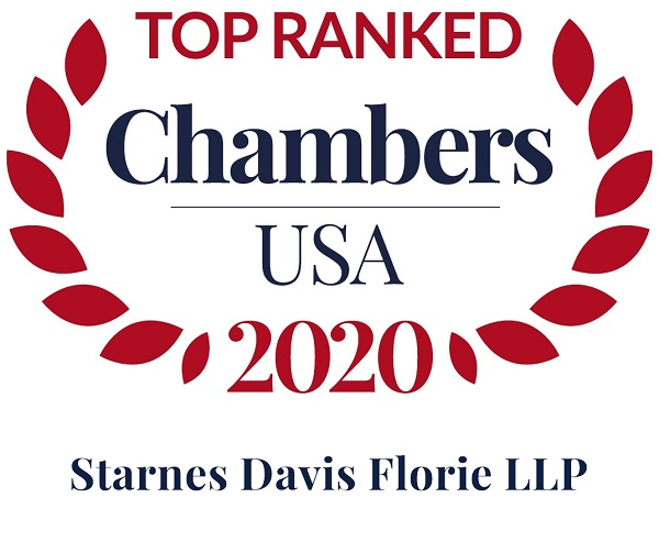 STARNES DAVIS FLORIE RANKED A TOP FIRM BY CHAMBERS USA 2020