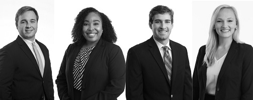 SDF Welcomes 4 New Associates to the FIrm